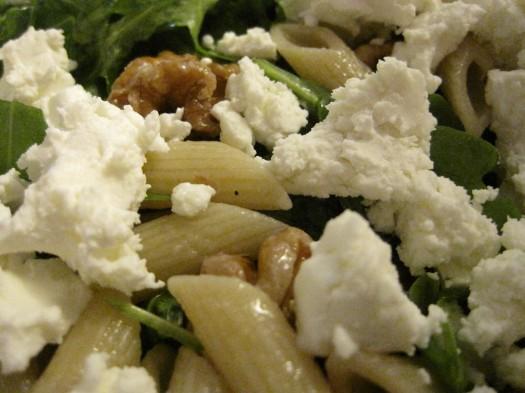 Arugula Pasta_Goat Cheese