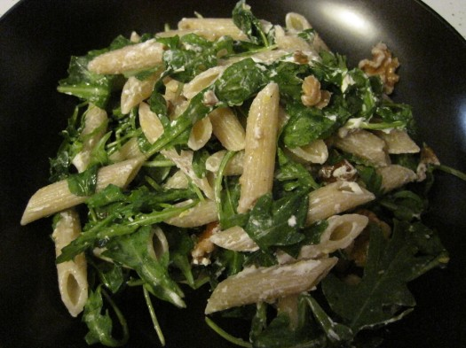 Arugula Pasta_Finished
