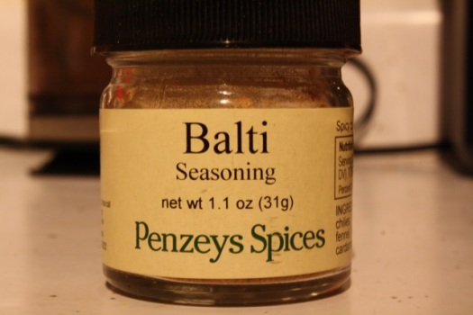 Penzeys Balti Seasoning