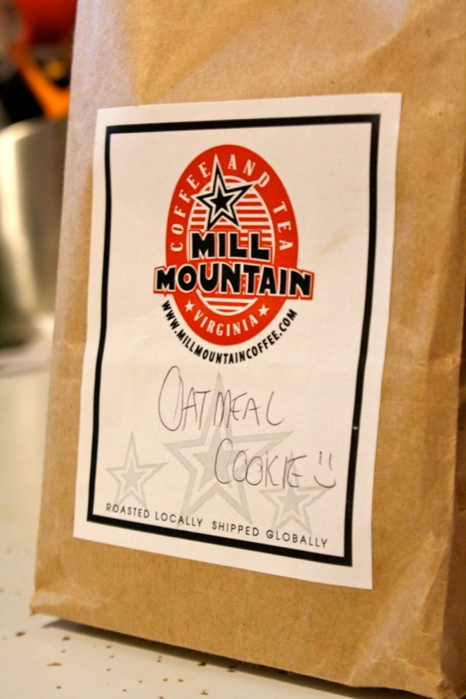 Mill Mountain Oatmeal Cookie Coffee