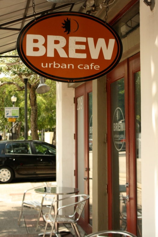 Brew Urban Cafe