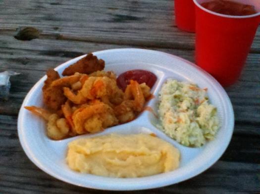 Posey's Fried Shrimp