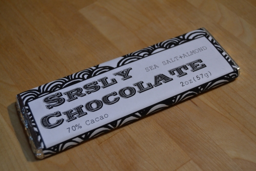 SRSLY Chocolate Bar