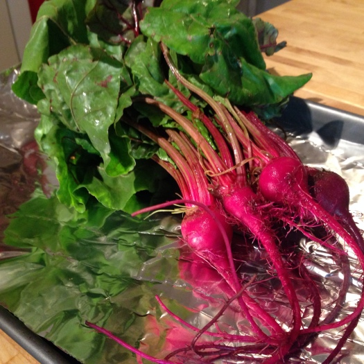 Beets from Full Earth Farms